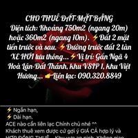 Cho thuê đất (giá rẻ, thỏa thuận) thành phố Thuận An - Bình Dương