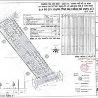 Đất nền bán gấp KDC Thiên Nam, Tân Thới Nhất, Quận 12, giá 5.1 tỷ/lô - 6x12,7m