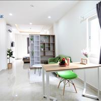 Studio ban công full nội thất new 100% 45m2, ngã tư Phú Nhuận, Phan Xích Long