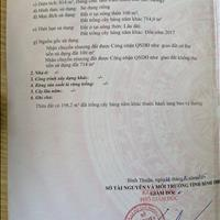 Bán đất mặt tiền Nguyễn Du sát biển thị xã La Gi, Bình Thuận giá 11 triệu/m2