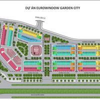 Căn nhà phố đường Danh Môn dự án KĐT Eurowindow Garden City