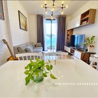 Căn hộ 2 phòng ngủ size lớn 80m2 - nội thất cao cấp chỉ 18tr/tháng