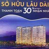 Mở bán căn hộ cao cấp, mặt tiền Trần Phú view trọn vịnh biển Nha Trang, thanh toán 30% nhận nhà