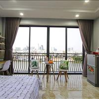 Cho thuê căn hộ dịch vụ 1 phòng ngủ view sông cạnh Lotte Mart Quận 7