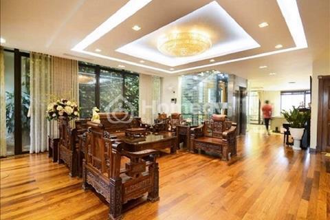 Bán phố Nguyễn Cảnh Dị, Hoàng Mai 160m2 lô góc 2 MT 25m, 3 vỉa hè hiệu suất 3 tỷ/năm nhỉnh 20 tỷ