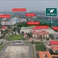 Bán gấp CH West Gate mua đợt 1 - giá tốt CĐT - Tặng luôn nội thất khi nhận nhà, thanh toán 30%