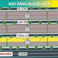 Bán đất dự án có hạ tầng đẹp nhất Vân Đồn, tỉnh Quảng Ninh, giá đầu tư