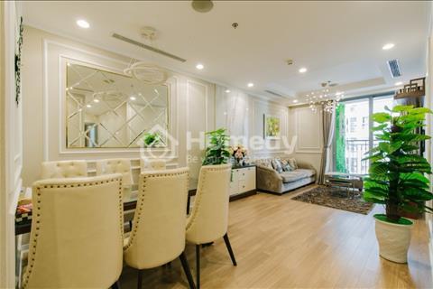 Cho thuê căn hộ theo giờ và ngày Vinhomes Times City Minh Khai, Hai Bà Trưng, Hà Nội