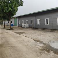 Bán mảnh đất 2800m2 sổ đỏ đã xây dựng nhà xưởng, đẹp nhất tại Cổ Đông, Sơn Tây