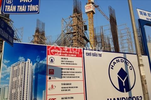 Bán căn hộ quận Cầu Giấy - Hà Nội giá 48 triệu/m2