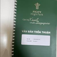 Chính chủ cần sang lại hợp đồng mua giai đoạn 1 PiCity giá 1,7 ty chưa VAT - Tháng 10 nhận nhà