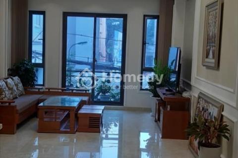 Bán khẩn nhà 5 tầng , gần ô tô, Nguyễn Đức Cảnh, mới ở luôn, giá 3,4 tỷ.
