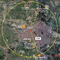 Sốc 12tr/m2 đối diện trung tâm hành chính quận