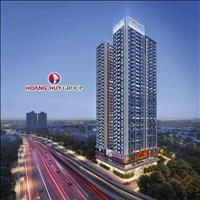 Chính chủ bán căn 2 phòng ngủ chỉ 1,5 tỷ chung cư Hoàng Huy Sở Dầu (cam kết không chênh)