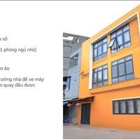 Cho thuê nhà 3 tầng đầu kiệt Điện Biên Phủ, Thanh Khê, Đà Nẵng