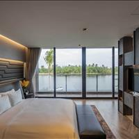 Bán biệt thự One River Villa trung tâm Đà Nẵng, 2 mặt tiền, view sông vĩnh viễn, cam kết thuê lại