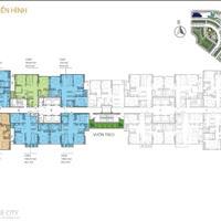 Bán cắt lỗ căn hộ 2 phòng ngủ, diện tích 83m2 tại dự án Sunshine City - quận Tây Hồ, giá 3 tỷ