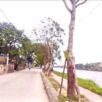 Bán lô đất mặt tiền đường Lê Trung Đình view sông Ngự Hà rất đẹp