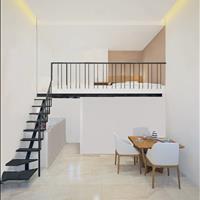 Cho thuê phòng mới xây Tân Sơn Nhì rộng 28m2, có gác, máy lạnh, giờ tự do