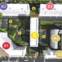 Bán căn hộ Green Tow Bình Tân 92m2, 3 phòng ngủ - TP Hồ Chí Minh giá 2,15 tỷ