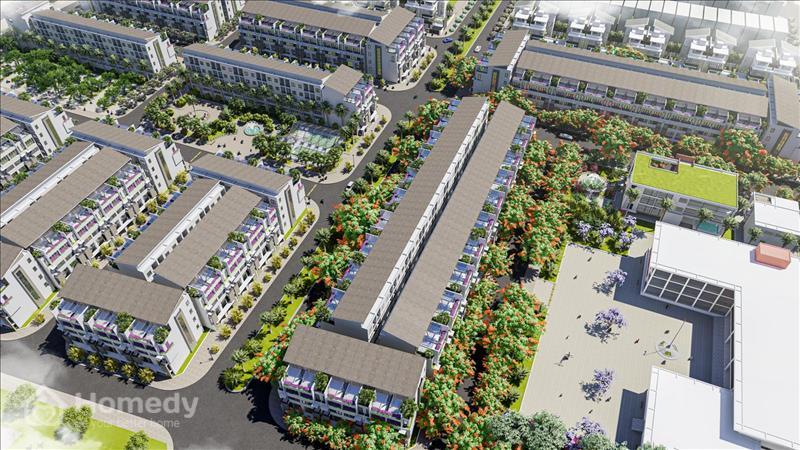 Dự án Nam Thắng Residence - ảnh giới thiệu