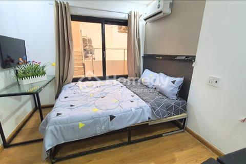 Căn hộ full nội thất tiện nghi sang trọng Trần Phú, quận 5, máy giặt riêng, giờ tự do