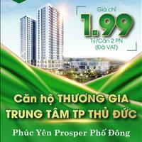 Bán căn hộ quận Thủ Đức - TP Hồ Chí Minh giá 2.36 tỷ