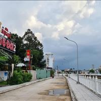 Nền 2 mặt tiền bờ kè Hồ Bún Xáng gần cầu Gạch Ngỗng và hẻm 45 Mậu Thân - Giá 3,09 tỷ