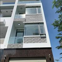 Bán nhà sổ hồng riêng 4 x 13m, 2 lầu, sân thượng, 4 phòng ngủ, Huỳnh Tấn Phát, Nhà Bè
