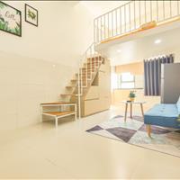 1 bedroom big balcony high floor full Funituries, Tan Binh District, D11, D3, D10