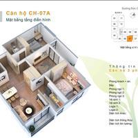 Bán căn hộ 95m2 (3PN 2wc) tại chung cư Bình Minh Garden, hỗ trợ vay ngân hàng, giải ngân song song