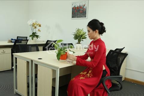 Cho thuê văn phòng trọn gói, chỗ ngồi làm việc, văn phòng ảo tại quận 10 (Viettel Complex 285 CMT8)