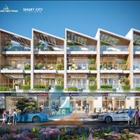 Siêu phẩm shophouse 2 mặt tiền sông Hàn trung tâm TT Đà Nẵng, nhà 4 tầng 495m2, 6 căn tháng 5/2021