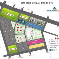 Bán đất nền dự án khu đô thị Đông Tân - Thanh Hóa giá thỏa thuận