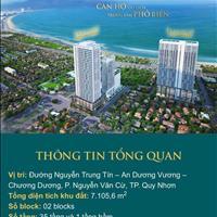 Cần bán căn góc 2PN tầng trung siêu đẹp view biển và view thành phố căn hộ cao cấp TP Quy Nhơn