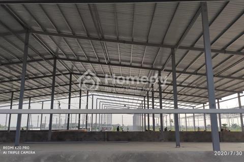 Cho thuê 800m2 diện tích kho tại khu công nghiệp Lại Yên Hoài Đức Hà Nội liên hệ