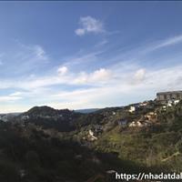 Đất xây dựng view thung lũng tuyệt đẹp, thích hợp kinh doanh khách sạn, homestay Đà Lạt