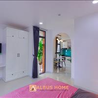 Cho thuê căn hộ 1 phòng ngủ, full nội thất, ngay Cộng Hòa, Hoàng Văn Thụ, sân bay