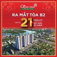 Bán căn hộ quận Hoàng Mai - Hà Nội giá 1.20 tỷ