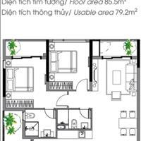 Cần bán căn hộ 2PN Diamond Alnata, thanh toán 10% ký HĐMB trực tiếp chủ đầu tư 2022 bàn giao nhà