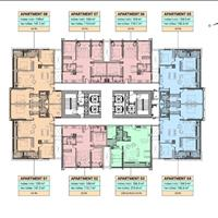Bán căn hộ 3 phòng ngủ Diamond Goldmark City 136 Hồ Tùng Mậu