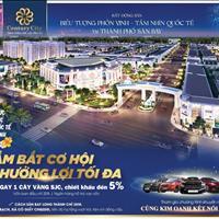 Đất sổ đỏ KDT Century City - ngay Sân bay Long Thành vừa khởi công. CK 5-14%, Tặng 1 lượng vàng SJC