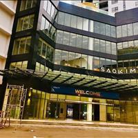 Bàn sàn văn phòng tòa Stellar Garden khu vực Trung Hòa - Nhân Chính đang cho thuê 22USD/m2