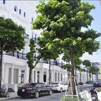 Bán Shophouse chân đế Green Park, cổng chính mặt đường lớn 40m, lô góc, DT 114,3m2 giá 28 triệu/m2