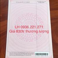 Bán nhà riêng huyện Đức Hòa - Long An giá 830 triệu