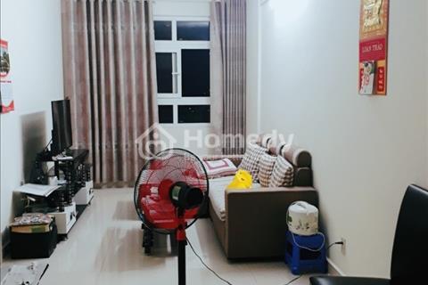 Cho thuê 06 tháng CH Sunview Town 57m2 2pn 2wc, view sông, có ít nội thất, giá 6tr/th