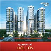 Astral City thanh toán 100 triệu đã sở hữu căn hộ, ngân hàng cho vay 2 năm không lãi suất