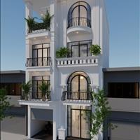 Biệt thự Nguyễn Sơn quận Tân Phú liền kề chung cư Phú Thạnh, 8x16m 1 trệt 2 lầu, sổ hồng riêng