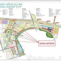 Bán căn hộ 3 phòng ngủ 104m2 Vinhomes Smart City chỉ từ 3.7 tỷ