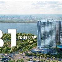 Căn hộ ven sông Sài Gòn - Thanh toán đợt 1 200 triệu